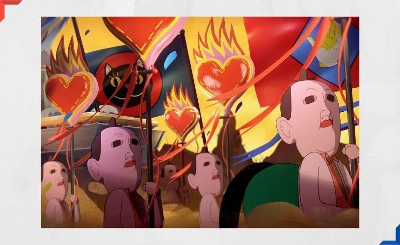 Trippy, Creepy, Animusic: Nopți albe cu filme animate dedicate amatorilor de senzații tari