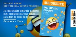 """""""Omul care râde cu lacrimi"""" la Editura TREI"""