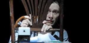 """Spectacolul """"Însemnările unui nebun"""", prezentat în cadrul Festivalului Național de Teatru 2020"""