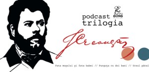 """""""Trilogia Creangă"""" în premieră pe teatrulgong.ro"""