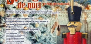 """""""Spărgătorul de nuci"""", transmis online de Opera Națională București în Ajunul Crăciunului"""
