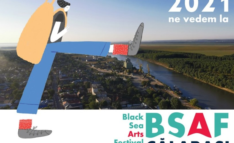 Black Sea Arts Festival, la Călărași