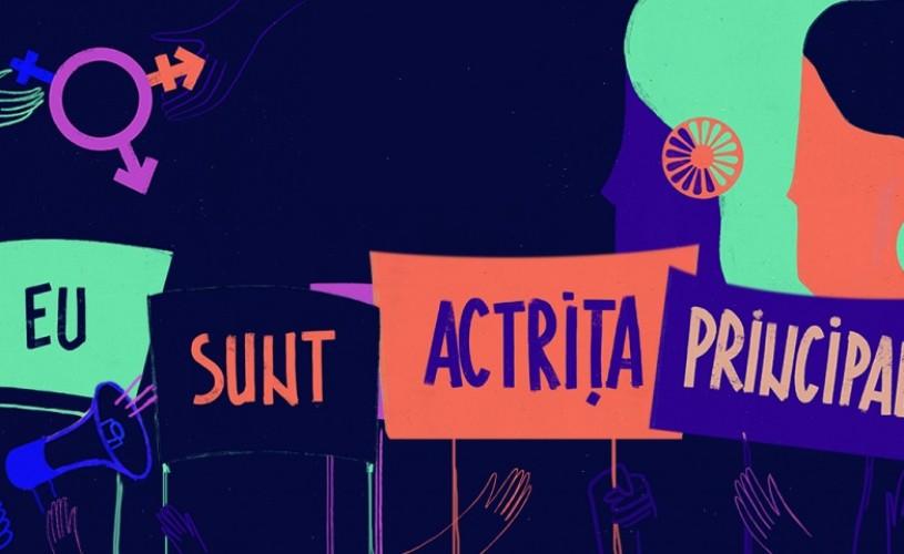 """Identitatea romă, în dezbatere la """"Eu sunt actrița principală"""""""