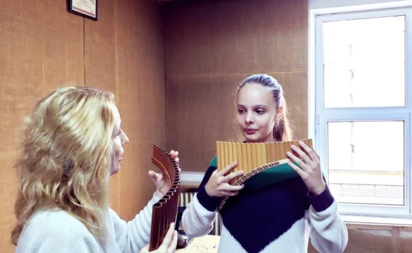 PerformArt 2.0, la Universitatea Naţională de Muzică Bucureşti