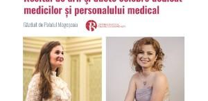 Recital de arii și duete, dedicat medicilor și personalului medical din România