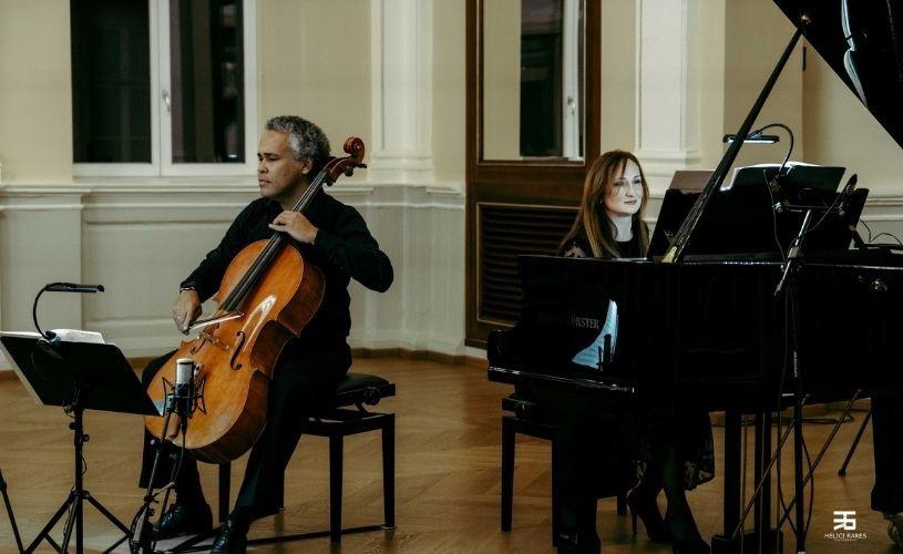 250 de obiecte de artă – publicul simbolic al unui concert aniversar Beethoven 250