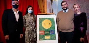 Corul Madrigal a primit Discul de aur pentru albumele de Crăciun