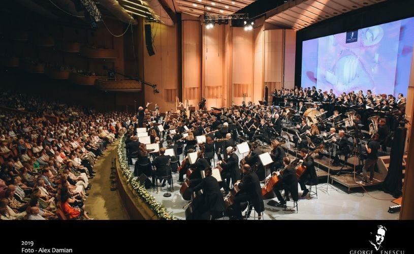 Cadou pentru iubitorii muzicii clasice: Vox Maris de George Enescu pe FestivalEnescu.ro
