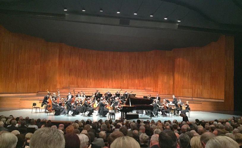 Ion Marin și Martha Argerich – Concert Extraordinar de Anul Nou