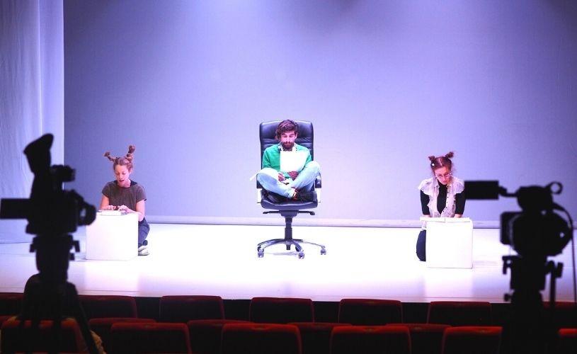 Trei spectacole lectură pentru copii, în premieră la Sibiu