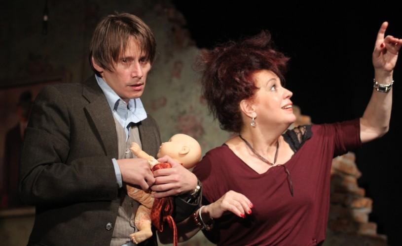 """""""Peretele"""", live din Teatrul Metropolis"""
