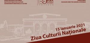 De Ziua Culturii Naționale, Opera Națională București prezintă o serie de șase spectacole semnate de compozitori români