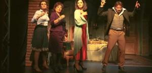 """""""Peretele"""", spectacolul live online de la Teatrul Metropolis, a cucerit Internetul"""