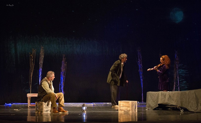 """""""Trădarea lui Einstein"""" de Éric-Emmanuel Schmitt, în premieră la Teatrul Evreiesc"""