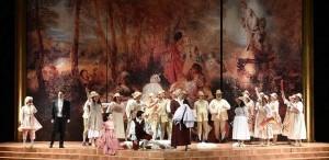 """Opera Națională București își redeschide Sala Mare de spectacole cu """"Nunta lui Figaro"""""""