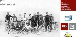 Bicicleta și istoriile ei, la Muzeul Municipiului București