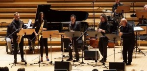 """Love Around the World"", concert de jazz, live de la Sala Radio"