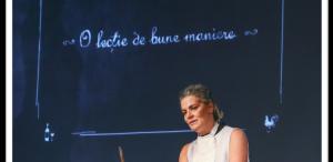 Solidaritate cu Teatrul Evreiesc de Stat și actrița Maia Morgenstern