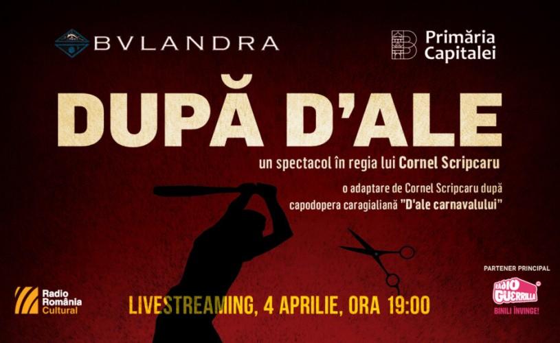 Caragiale se întoarce la Teatrul Bulandra