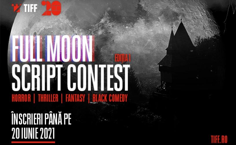 TIFF lansează Full Moon Script Contest,  un concurs de scenarii de seriale și filme de gen