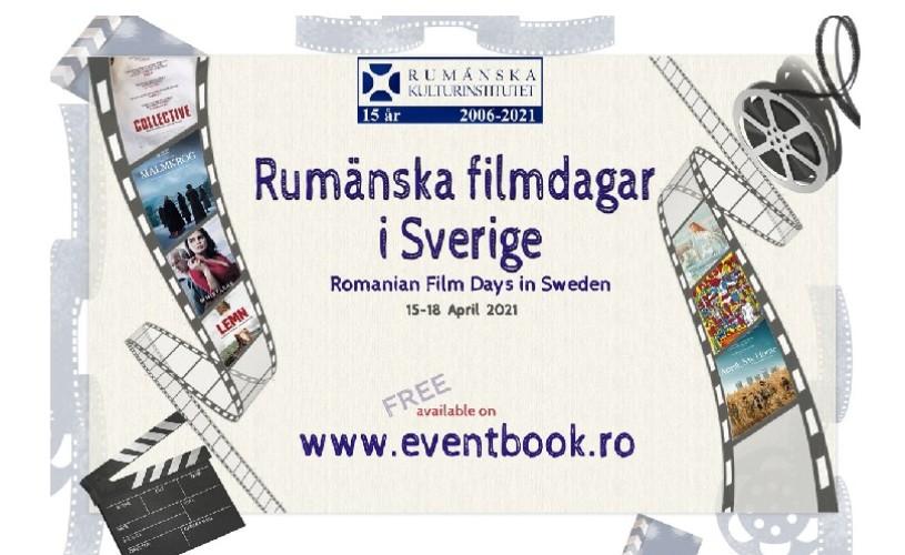 Zilele Filmului Românesc din Suedia, ediție aniversară