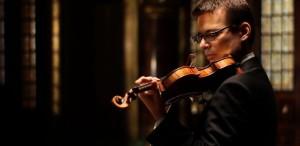 Alexandru Tomescu va cânta Mendelssohn pe vioara Stradivarius Elder-Voicu