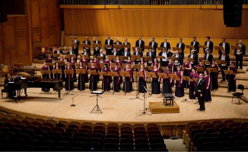 FESTUM PRIMAVERAE (Sărbătoarea primăverii): concert LIVE al Corului Academic Radio, la 81 de ani de activitate!