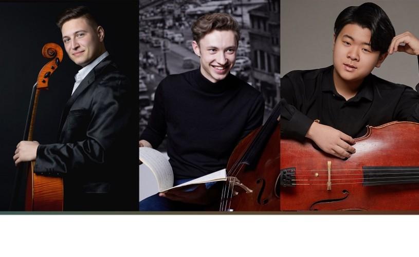 3 violonceliști din România, Germania și Coreea de Sud, în finala Concursului Internațional George Enescu