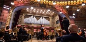 Record de vârstă: cel mai tânăr câștigător în istoria Concursului Enescu, în competiția de violoncel
