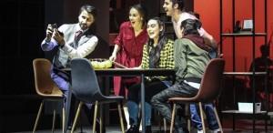 """Premiera națională a musicalului """"Next to Normal – (A)normal"""" la Teatrul Național de Operetă și Musical """"Ion Dacian"""