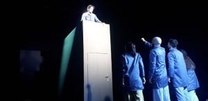 Bull, Emigranți și Omul cu Oglinda- primele spectacole programate la Teatrul Mic