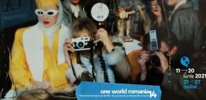 Trecutul, prezentul și viitorul cinematografiei românești la One World Romania 14