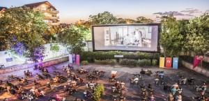 Cinemascop ne aduce împreună în prima săptămână din august, la Eforie Sud