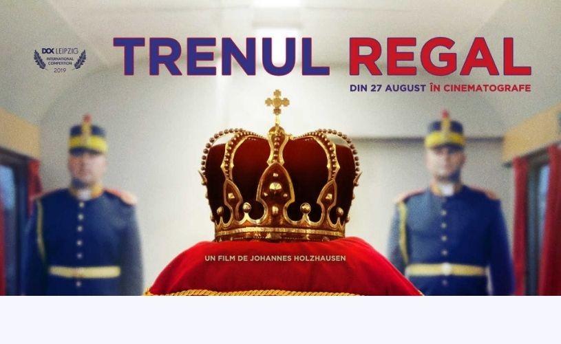 """""""TRENUL REGAL"""" are premiera oficială în România pe 27 august"""