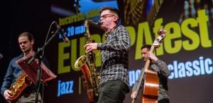 EUROPAfest face din București capitala jazzului mondial