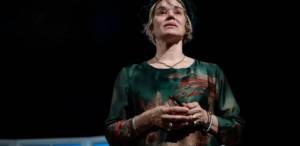 """Maia Morgenstern urcă pe scena Teatrului Godot, pentru premiera spectacolului """"Povestiri culese"""" din data de 21 & 22 iulie"""