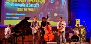 EUROPAfest  - Seri de jazz la Palat