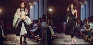Fashion show inedit la ARCUB în închiderea expoziţiei