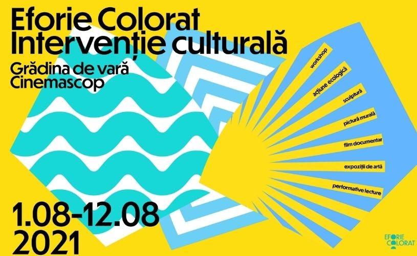 Eforie Colorat – Intervenție culturală