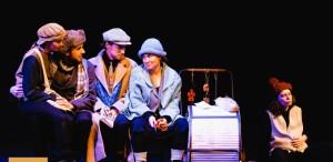 Teatrul Metropolis în august: Spectacole proaspete, actori tineri, acces gratuit