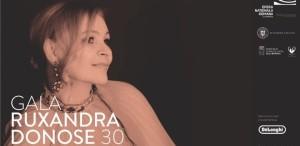 Gala Ruxandra Donose 30 la Opera Aperta 2021 (28 august, ora 20.30, Piața Unirii din Cluj-Napoca)