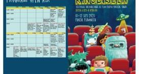 Cea de-a XIII-a ediție KINOdiseea, debutează între 1 și 12 septembrie în aer liber, în Parcul Plumbuita