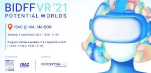Artă și noi tehnologii la Bucharest International Dance Film Festival 2021