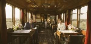 """""""Trenul regal"""". Urmele regalităţii"""