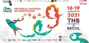 Festivalul Național de Improvizație revine la București între 16 - 19 septembrie!