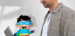 """Cosmin Neacşu, gata să ducă serialul animat ,,Aventurile lui LittleEdu"""" la un cu totul alt nivel"""