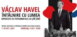 Fotograful oficial al lui Václav Havel vine în România