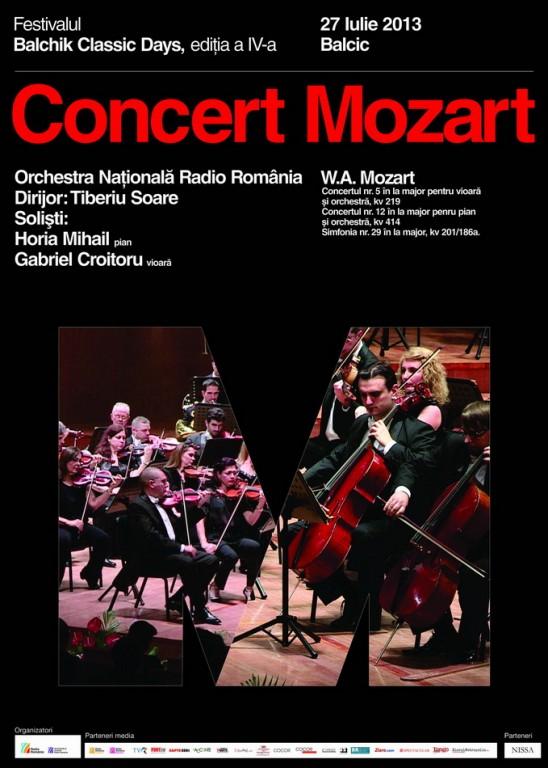afis concert Balcic