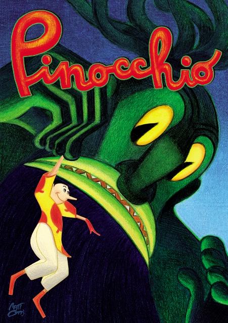 Anim'est 2013 Pinocchio