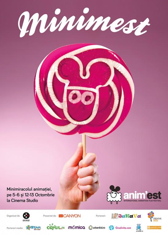 Animest- Poster Minimest